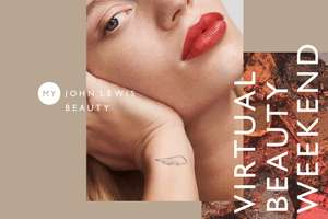 John Lewis Beauty Weekend - Gold tickets £35 include goody bag worth over £200 (more details in post) - John Lewis & Partners