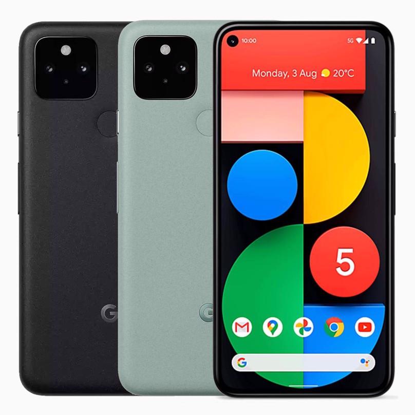 Google Pixel 5 5G 90hz OLED screen, 8 GB RAM, 128GB, 4080mAh Refurbished Grade A - No Accessories £439.99 @ xsitems_ltd / eBay