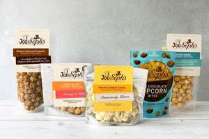 Popcorn Night-in-Bundle from Joe and Sephs £5.50 Delivered With Newsletter Code @ BuyAGift