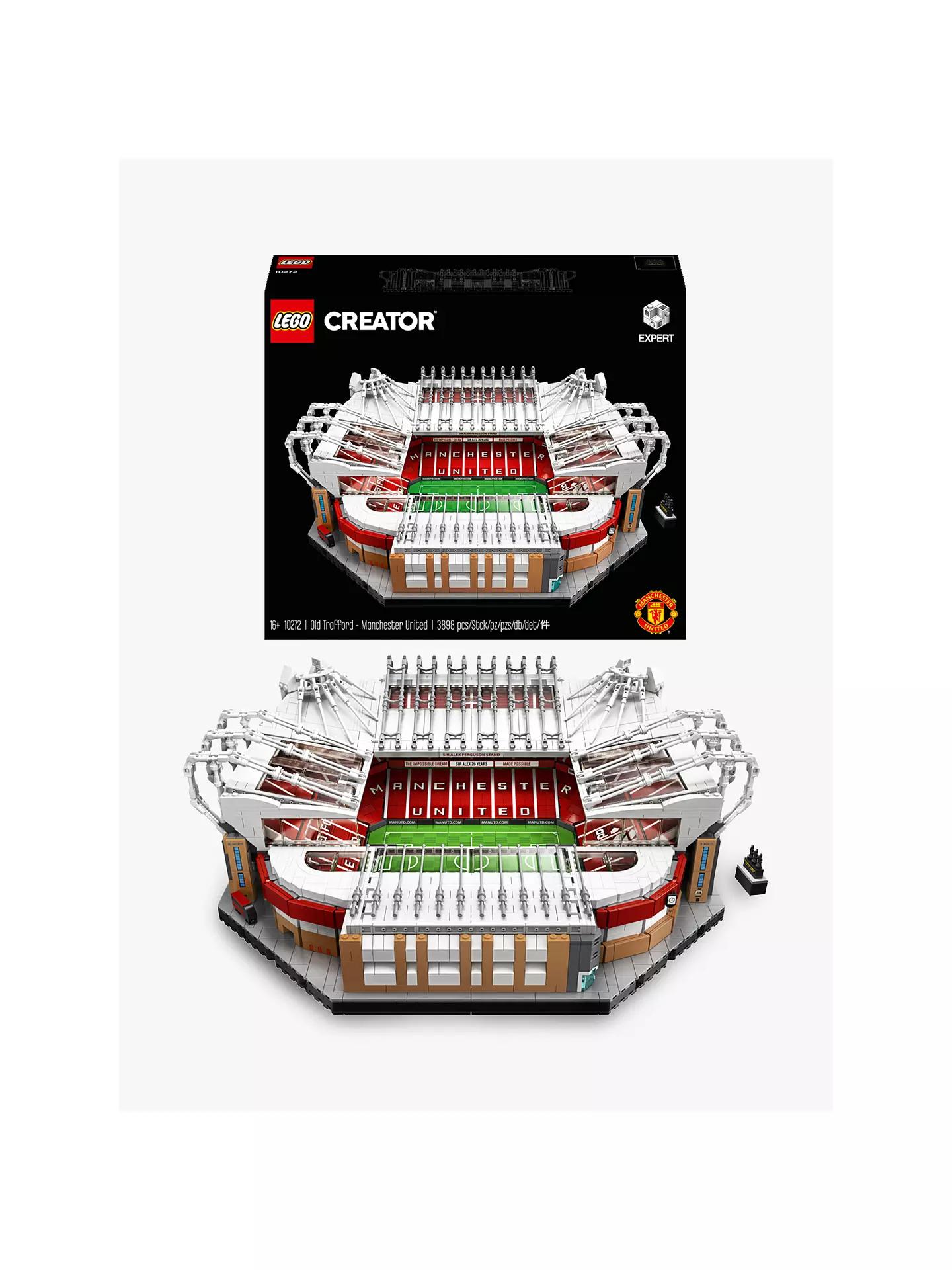 LEGO Creator 10272 Old Trafford - Manchester United £199.99 @ John Lewis & Partners