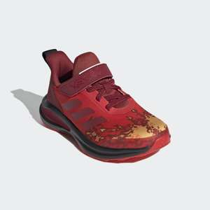 Adidas Lego Ninjago kids trainers - Red (Kai) / Green (Lloyd) - size 10K - 6.5 - £24.50 delivered with code @ Adidas Shop
