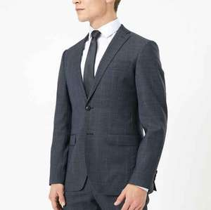 Suit Clearance - 100% wool 2 piece suit slim fit / tailored fit £23.38 delivered (3 piece wool suit £29.87) @ Marks & Spencer