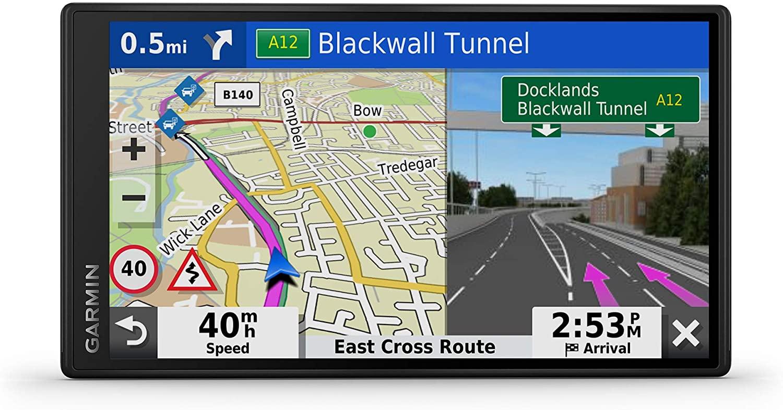 """GARMIN DriveSmart 55 MT-D 5.5"""" Sat Nav - Full Europe Maps - £88.97 delivered @ Currys eBay"""