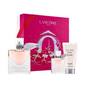 Lancome La Vie Est Belle Eau De Parfum 50ml Gift Set now £42.95 with Free UK mainland delivery using codes @ Beauty Base