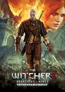 The Witcher 2: Assassins of Kings (Enhanced Edition) PC GOG Key 66p using code @ Eneba / Top Gun Games