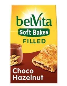 Belvita Soft Filled Chocolate Biscuits 250G £1.39 clubcard price (+ Delivery / Minimum Basket Charges Apply) @ Tesco