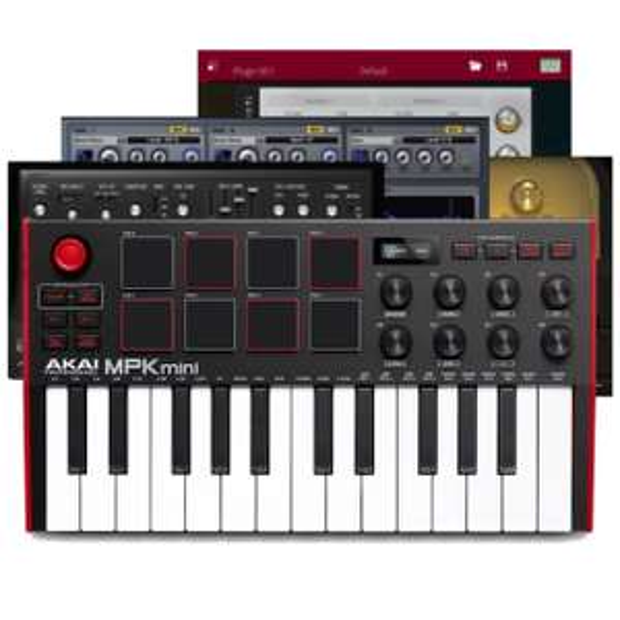 AKAI PROFESSIONAL MPK Mini MK3 £81 @ Music matter