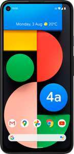 Google Pixel 4a 5G 128GB - Unlimited Minutes and Texts, 50GB for £24.99pm + £19.99 upfront (24 month) @ ID Mobile
