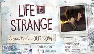 Life Is Strange Complete Season - £2.87 (with humble choice), £3.19 (without) at Humble Bundle