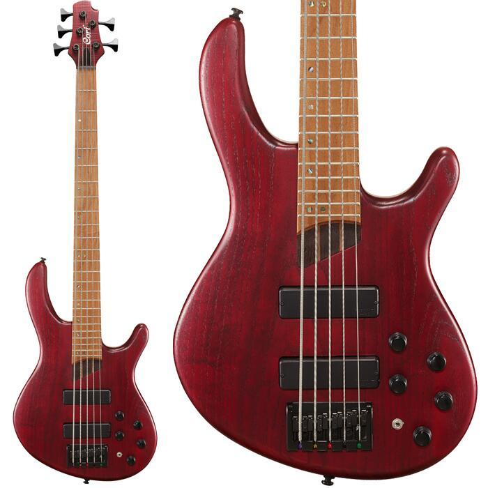 Cort Artisan Series B5 Plus 5 String Bass Guitar - £349 Delivered @ GuitarGuitar