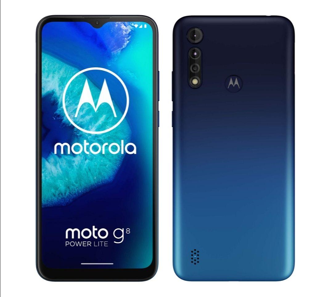 Motorola Moto G8 Power Lite Dual SIM, 4/64GB Smartphone - £94.95 With Code @ Chitter Chatter