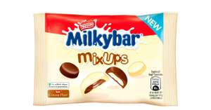 Milky Bar 32.5G Mix UpsS 29p each or 5 for £1 Farmfoods Sutton