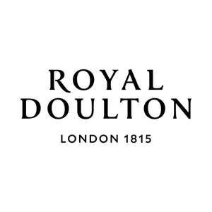 Extra 20% Off Outlet Products using discount code @ Royal Doulton
