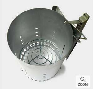 Weber Large Chimney Starter £21.80 Delivered @ Millets