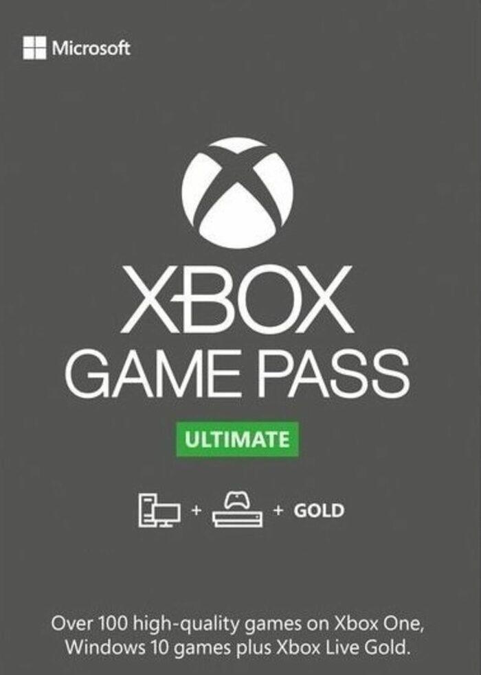 Xbox Game Pass Ultimate - 7 days for 95p, 28 days for £2.90, 70 days for £6.82 etc. using code via Eneba / PrimeKeys