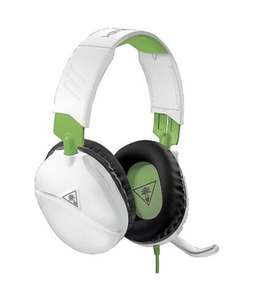 Turtle Beach Gaming Headset Recon 70X - Refurbished with 1yr Manufacturers Guarantee - £14.99 delivered creativegroupin / eBay