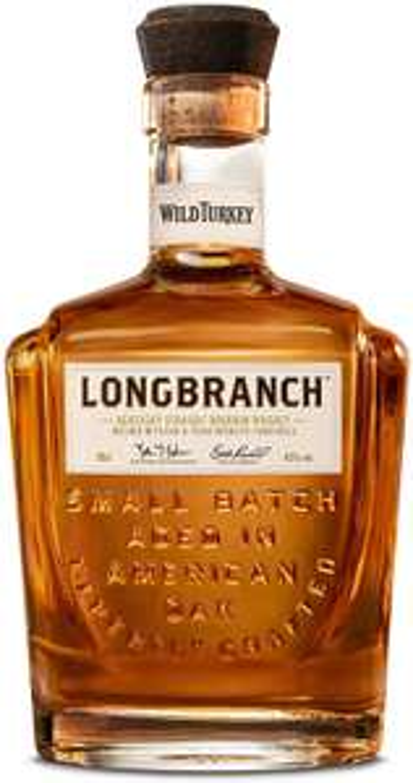 Wild Turkey Longbranch Kentucky Bourbon Whiskey 70 cl, 43% ABV - Small Batch Sipping Bourbon £37.95 / £34.16 s&s Amazon