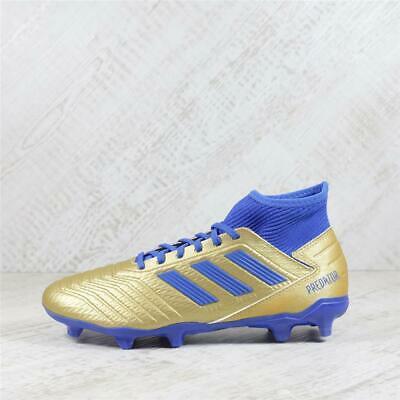 Mens Adidas Predator 19.3 FG Gold/Blue Football Boots Size 7 £16.98 delivered @ bigbrandoutlet2015 / ebay