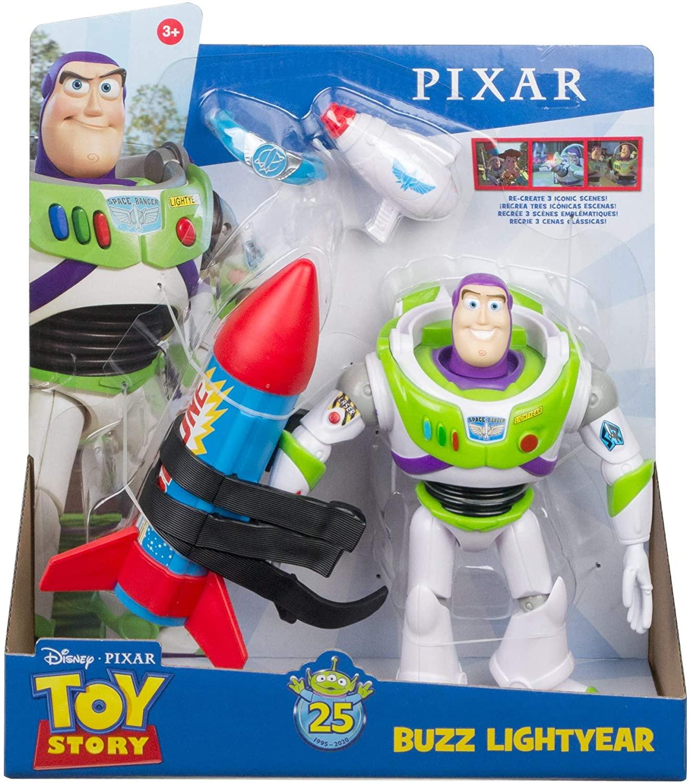 Disney Toy Story GJH49 Pixar 25th Anniversary Buzz Lightyear £11.96 using code (UK Mainland) @ Top Toys 2 u