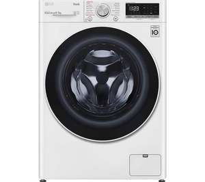 LG FWMT85WE WiFi Enabled 8Kg Washer Dryer with 1400 rpm £494.99 + 5 years FREE guarantee, using code @ Currys