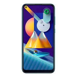 Samsung Galaxy M11 Mobile Phone Sim Free £126.65 using code @ Samsung UK
