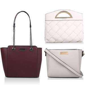 Selected Carvela Bags now just £19.00 (+£3.50 delivery) @ Shoeaholics