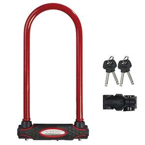 Master Lock Heavy Duty Bike D Lock - £16.26 (Prime) + £4.49 (non Prime) at Amazon
