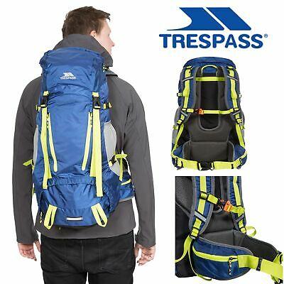 Trespass Iggy 45 Litre Rucksack Walking Hiking Travel Camping Bag £23.79 delivered, using code @ eBay / Trespass