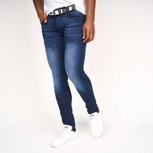 Crosshatch Jeans With Belt £13.00 + £1.99 Delivery From Crosshatch
