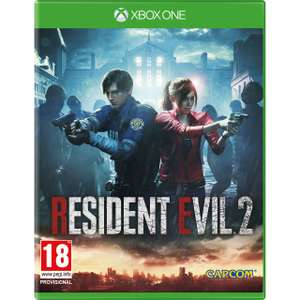 Resident Evil 2 (Xbox One) - £7 delivered (UK Mainland) @ AO