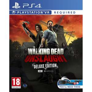 The Walking Dead : Onslaught (PS4 / PSVR) £14 Delivered (UK Mainland only) @ AO