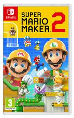 Super Mario Maker 2 for Switch - Used £25.93 via musicmagpie / eBay