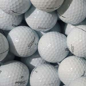 Titleist ProV1s golf balls 'used' 12 for £19.99 (£3.99 delivery) at Scottsdale golf