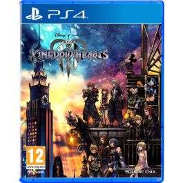 Kingdom Hearts 3 (PS4) £8.95 delivered at The Gamery