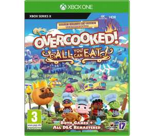Overcooked! All You Can Eat - (Xbox One/Series X) - £14.97 Delivered @ Currys