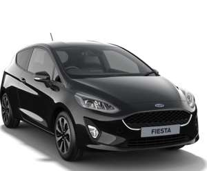 24 month lease (1+23) - Ford Fiesta 1.0 EcoBoost Hybrid mHEV 125 ST-Line X Edition 5dr 8k Miles (£223.95 p/m) - Total £5,374.80 @ Vanarama