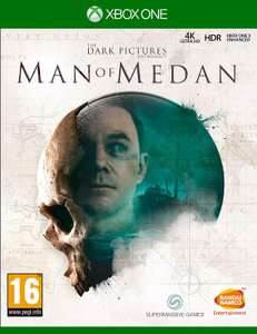 The Dark Pictures Anthology - Man of Medan (Xbox One) £9.99 Delivered @ Base