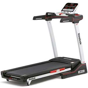Reebok Jet 100 Series Bluetooth Treadmill - White £434.89 @ Amazon
