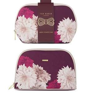 1/3 off Selected Ted Baker Cosmetic / Washbags (+£3.50 delivery) @ Boots