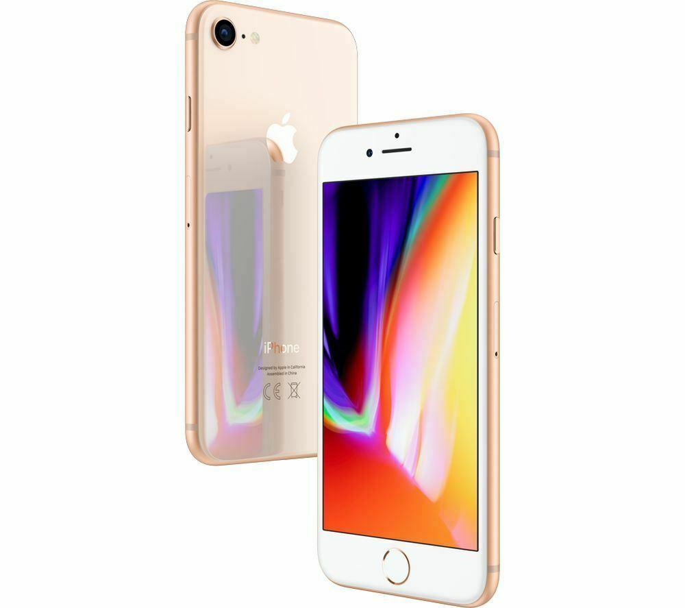 iphone 8 unlocked Used Grade C 'Fair' £118.96 @ gecko_mobile_shop / eBay