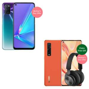 Oppo A72 for £149.99 or Find X2 Pro 5G for £749.99 delivered @ Oppo
