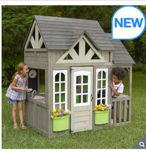 Cedar Summit Scenic View Playhouse (2-10 Years) £374.389 @ Costco