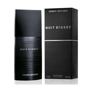 Issey Miyake Nuit D'issey 125ml Eau De Toilette Spray £29.75 with Free UK mainland delivery using codes @ Beauty Base