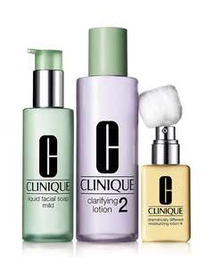 3 for 2 on selected CLINIQUE Products @ Boots