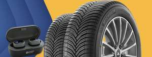 Michelin Tyres - 10% off 2 or 15% off 4 + free wireless earbuds @ Kwik-Fit