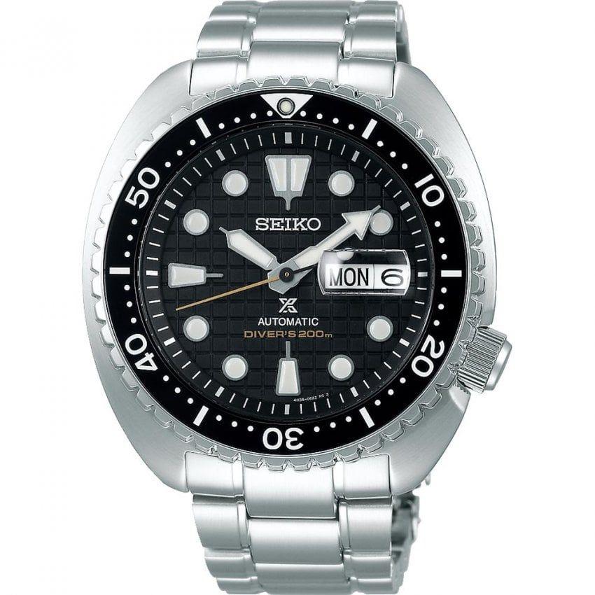 SEIKO PROSPEX Men's 'King Turtle' Diver Automatic Watch £413 @ Francis & Gaye