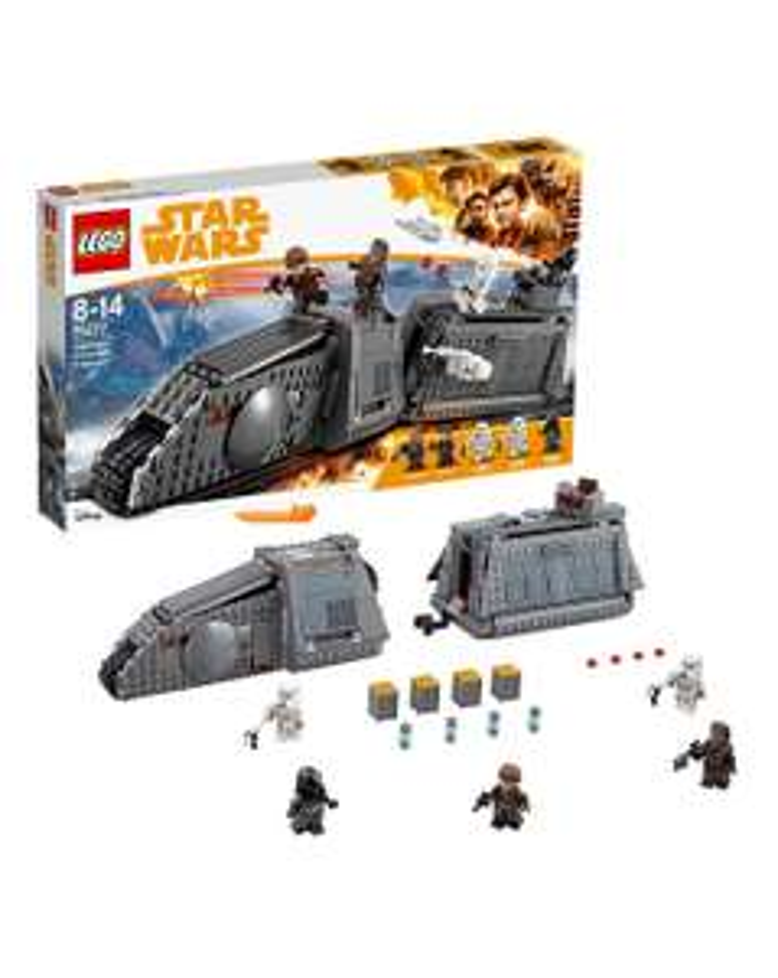 LEGO Star Wars Han Solo Imperial Conveyex Transport - 75217 £79.99 +£3.99 @ JD Williams