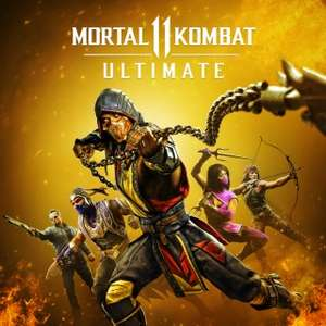 Mortal Kombat 11 Ultimate Edition [PS4 / PS5] £18.89 @ PlayStation PSN Turkey
