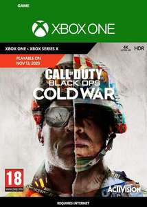 Call of Duty: Black Ops Cold War Standard Edition [Xbox One / Series X/S - Argentina via VPN] £25.84 using code @ Eneba / ArgentinaVPNGames