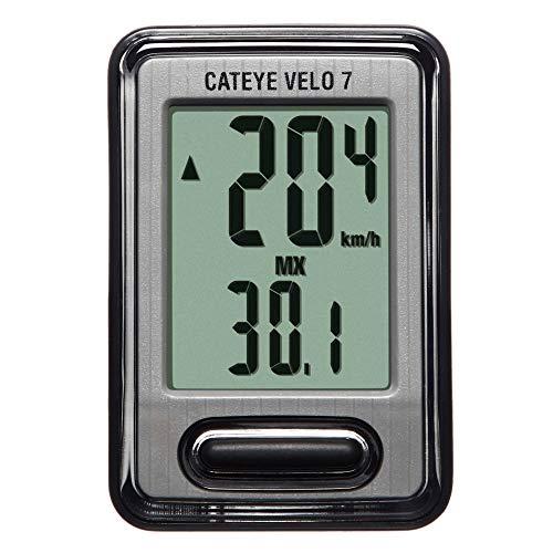 Cateye Velo 7 Wired Bike Computer £13.58 + £4.49 NP @ Amazon